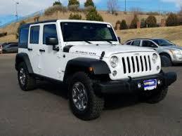 jeep rubicon white. Simple Rubicon 2017 Jeep Wrangler Unlimited Rubicon With White