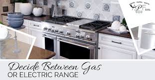 electric range countertop. Fine Range You Chose Granite Countertops And Now Have To Decide Between A Gas Or Electric  Range To Countertop L