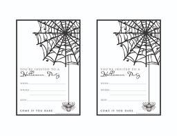 Free Halloween Birthday Invitation Templates Halloween Party Invitation Ideas New Halloween Invitation