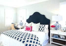Blue And White Bedroom Decor Navy And White Bedroom Blue White ...