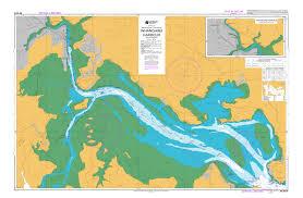 Whangarei Harbour Land Information New Zealand Linz