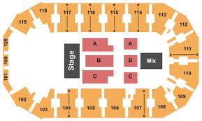 Seating Chart For Silverstein Eye Center Silverstein Eye Centers Arena Tickets Independence Missouri