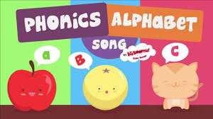 The super simple version is slowly paced allowing time for children to say each letter and to follow along with on an alphabet chart or other visual guide. The Abc Song For Children Phonics Alphabet Song The Kiboomers Youtube