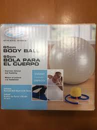 Athletic Works 65cm Body Ball Sh288