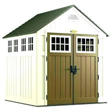 vertical storage shed garden tool small