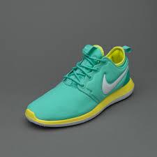 nike shoes for girls roshe. nike sportswear girls roshe two (gs) - hyper turquiose shoes for