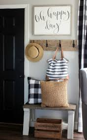Best 25+ Entryway decor ideas on Pinterest | Living room entrance ...