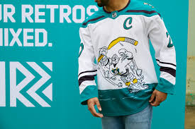 Minnesota unveiled a version of the minnesota north stars sweater with their current logo as the crest. See All 31 Of The Nhl S New Wild Reverse Retro Jerseys For The Win
