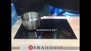 herahouse.vn] Bếp từ đôi Electrolux EHI7260BA - YouTube