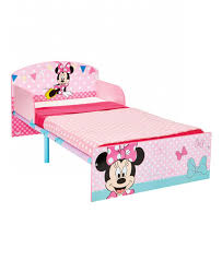 minnie mouse toddler bed pink bedroom