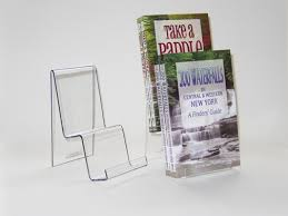 Acrylic Book Display Stands