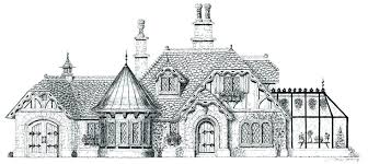 astonishing fairytale cottage house plans home fairy tale