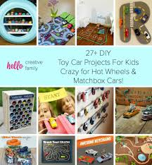 hello creative family shares tons of diy toy car projects