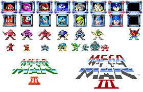 Mega Man 3 Damage Chart The Mechanical Maniacs Megaman Pc Pc3