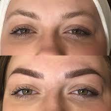 semi permanent make up microblading eyebrows russian eyelashes extension london in leytonstone london gumtree
