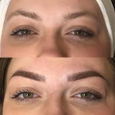 semi permanent make up microblading eyebrows russian eyelashes extension london in leytonstone london gumtree
