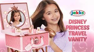 jakks pacific s disney princess travel vanity a toy insider play by play