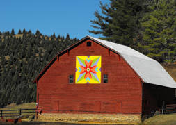 about & How did the barn quilt trail begin? Adamdwight.com