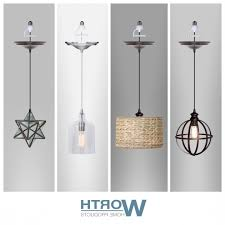 the pendant lighting for recessed lights image of change recessed intended for convert can light to pendant decor