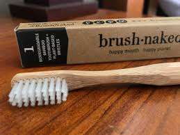 Finally A <b>Toothbrush</b> With Plant-Based <b>Biodegradable</b> Bristles ...