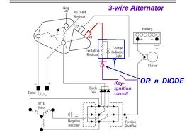 cummins qsb series cummins qsb alternator wiring qsb 22si sensing lead delco 3 wire diagram
