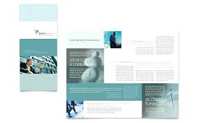 free microsoft word brochure templates tri fold microsoft word tri fold template wealth management services fold