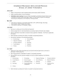 Cv Template Residency Application Hpxxhaqm Spectacular Physician Cv