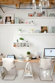 home office double desk. 21 ikea desk hacks for the most productive workspace ever home office double