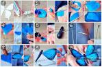 Как из бумаги сделать бабочку своими руками 161