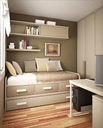 brown bedroom color schemes. Bedroom White Red Color Covered Bedding Sheet Round Rug On Wooden Floor Bookcase The Wall Small Brown Schemes N