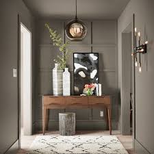 wall and trim the same color