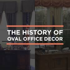 oval office history. 100 Years Of Oval Office Decor In One Morphing Gif History E