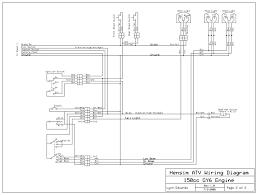 jianshe dirt bike wiring diagram dirt bike with electric start on chinese atv ignition switch bypass at Chinese Atv Wiring Diagram 110
