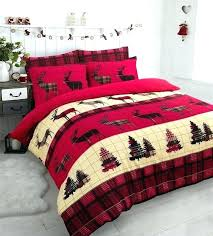 red plaid comforter yellow duvet cover king size covers tartan bed linen sheets blue sets black buffalo cov