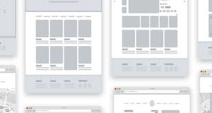 Website Wireframe Template Inspiration 28 Free Wireframe Templates For IOS Web Design Mobile App