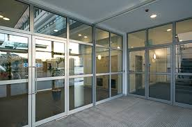 kawneer aluminum doors photos