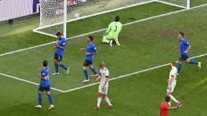 อิตาลี เฉือน เบลเยียม 2-1 ซิวอันดับ 3 ฟุตบอลยูฟ่า เนชันส์ ลีก - ข่าวสด