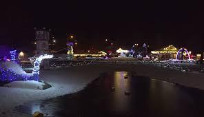 Storybook Island Rapid City Sd Christmas Lights Storybook Island Lights Up For The Winter Season Knbn