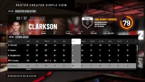 NBA 2K20 OFFICIAL ROSTER UPDATE 12.25 ...