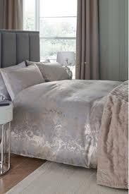 jacquard marble duvet cover and