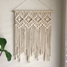 Small Picture Best 25 Macrame wall hanging diy ideas on Pinterest Wall