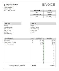 Ms Word Receipt Template Fpkuo
