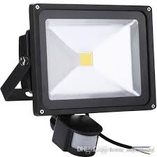 Flood Light Security Camera Wireless Gorgeous 32w 32w 32w 32w Led Floodlights Pir Motion Sensor Ip32 Waterproof