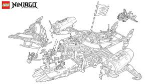 Small Picture 70732 Colouring Page Ninjago Activities LEGO Ninjago LEGOcom
