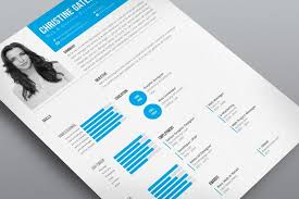 Clean Resume Template Stockindesign