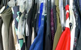 stuffy messy closet that s a breeding ground for mold