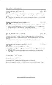 Resume Best Practices Practical Nursing Student Resume Sample New Graduate Best Graduat