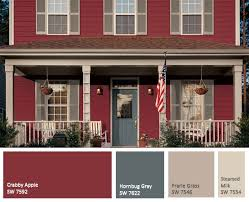 exterior house color combinations 2015. exterior color scheme. see more. exterior-red-paint-trends-2015.jpg (546×443) house combinations 2015 o