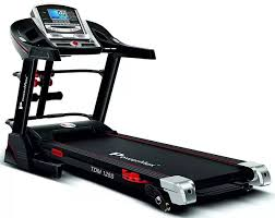 Which is the best treadmill brand available in India that I can