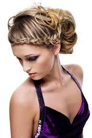 makeup artist sutton coldfield plaited prom hair upstyle